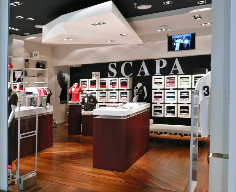 Scapa Sport. Barcelona