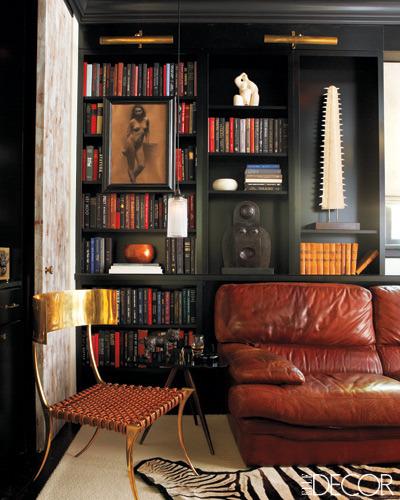 Librer as organizar el caos lazareno estudio - Decoracion de librerias ...