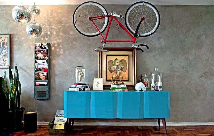 Decoraci n hipster claves para no acabar hipst rico for Decoracion de recamaras vintage