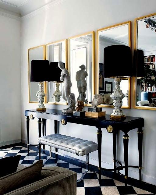 Gold White Interior Design: TENDENCIAS DE DECORACIÓN, 2014, I. La Fiebre Del ORO