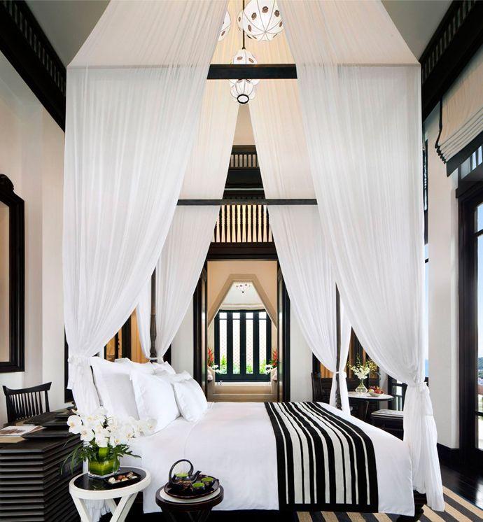 9 Stylish Tray Ceiling Ideas For Different Rooms: ESPECIAL DORMITORIOS. Vamos A La Cama.