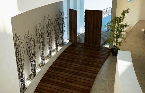 Interiores zen armon a y serenidad en tu casa lazareno for Casas modernas estilo zen