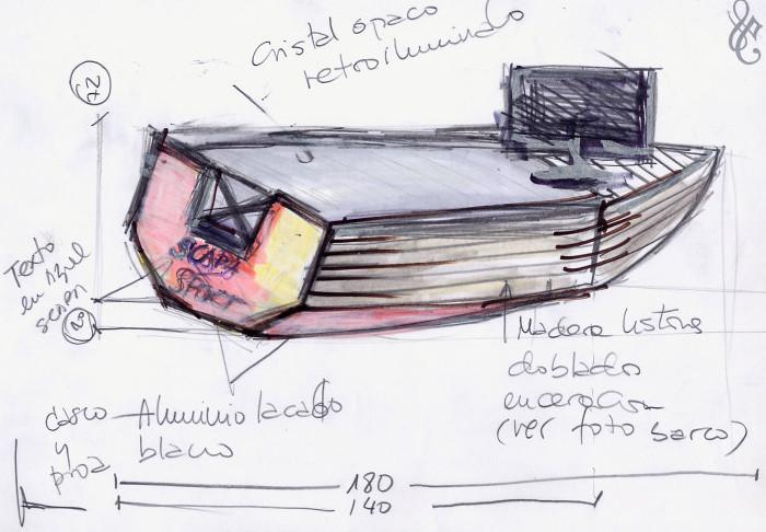 Un proyecto de interiorismo y eso qu es lazareno estudio - Proyectos de interiorismo online ...