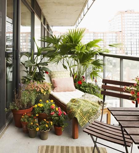 Balcones y terrazas todos al fresco lazareno estudio - Balcones con encanto ...