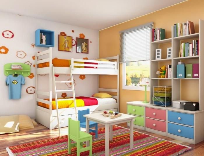 Cuartos de ni os un mundo m gico lazareno estudio for Crear habitacion online